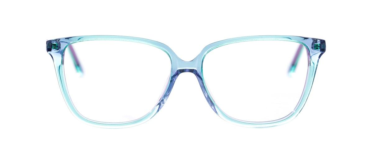 Womens Eyeglasses - Muse in Ebony Lilac BonLook