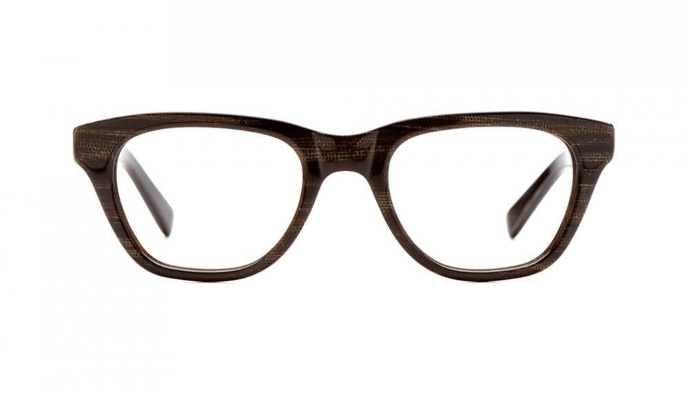 Affordable Fashion Glasses Square Eyeglasses Women Daydreamer Masquerade Black Front