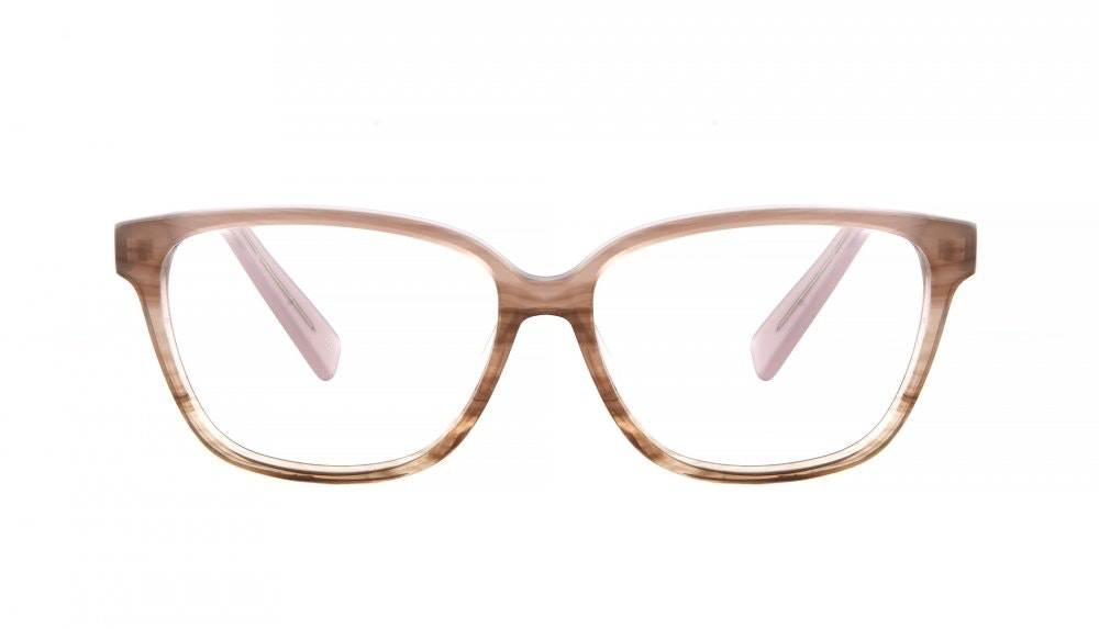 eyeglasses fashion zkgq  Affordable Fashion Glasses Square Eyeglasses Women Kiki Purple Dawn  Front