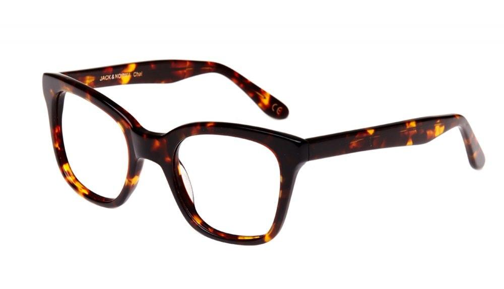 Affordable Fashion Glasses Square Eyeglasses Women Jack & Norma Chai Tilt