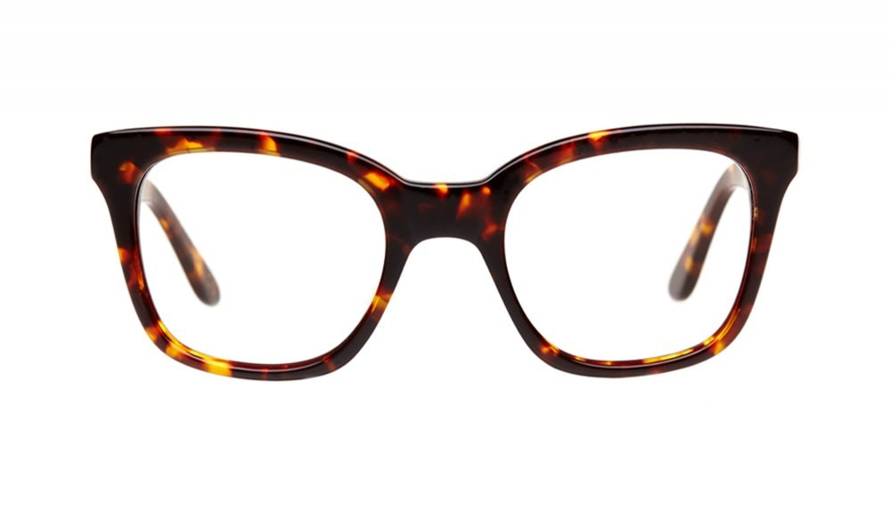 Affordable Fashion Glasses Rectangle Square Eyeglasses Women Jack & Norma Chai Front