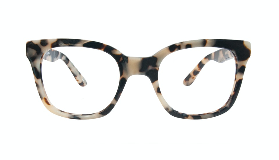 Affordable Fashion Glasses Square Eyeglasses Women Jack & Norma Snappy Front