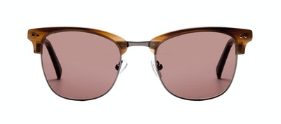 Affordable Fashion Glasses Square Sunglasses Men Lift Toffee Front