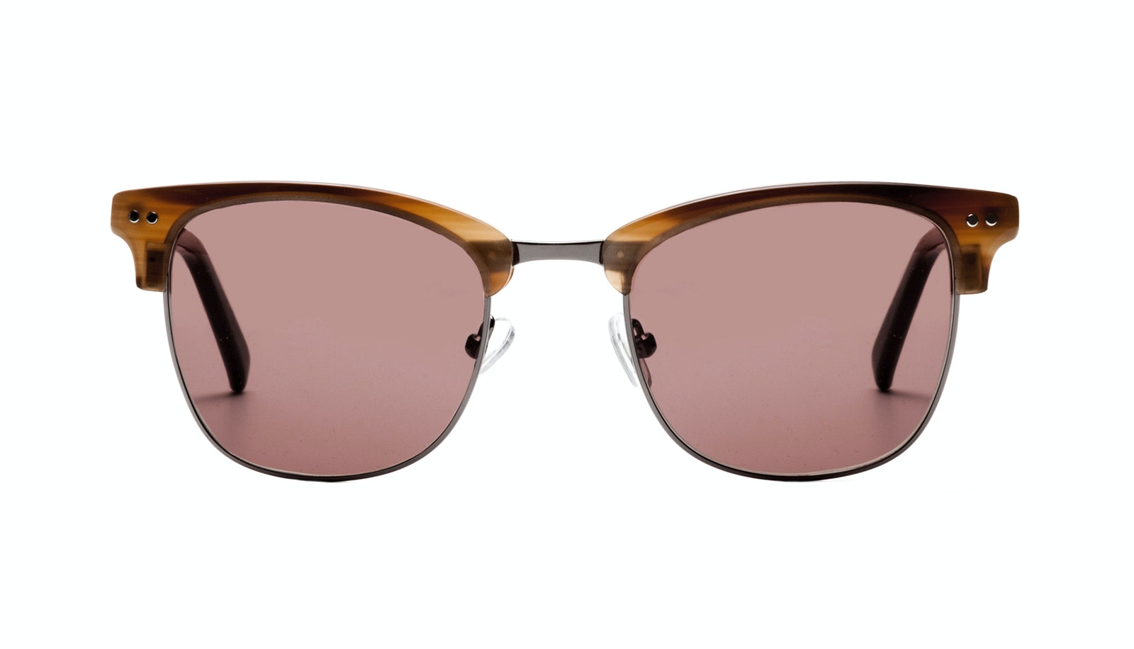 Affordable Fashion Glasses Square Sunglasses Men Lift Toffee