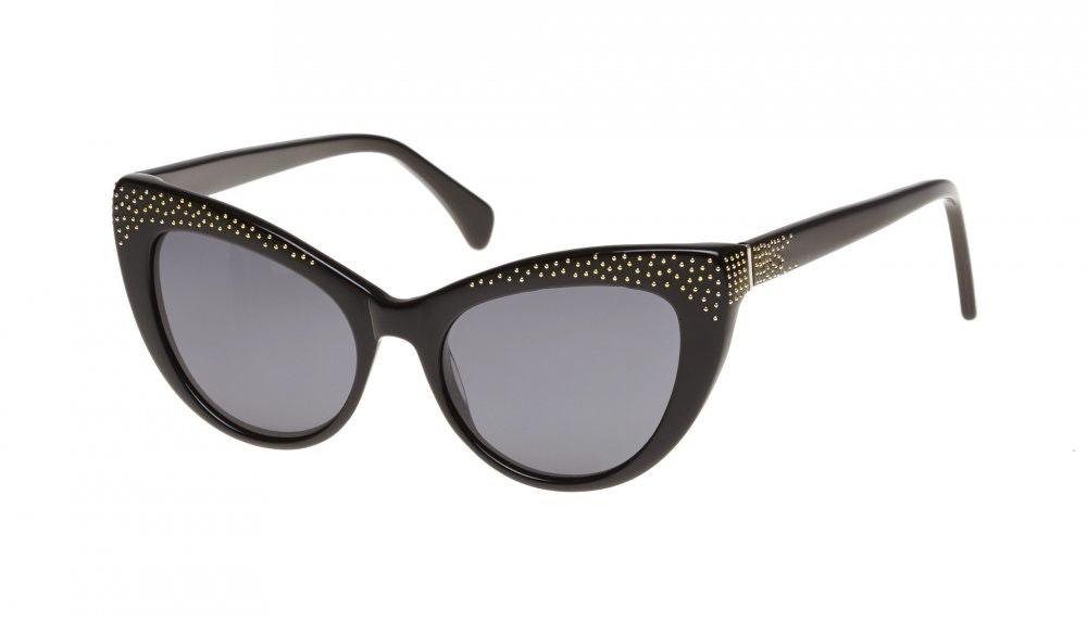 Affordable Fashion Glasses Cat Eye Daring Cateye Sunglasses Women Keiko Roxy Noir Tilt