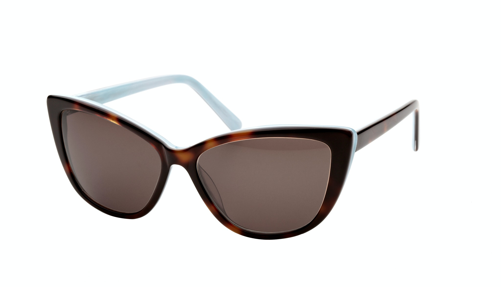Affordable Fashion Glasses Cat Eye Sunglasses Women Dolled Up Dreamy Tortoise Tilt