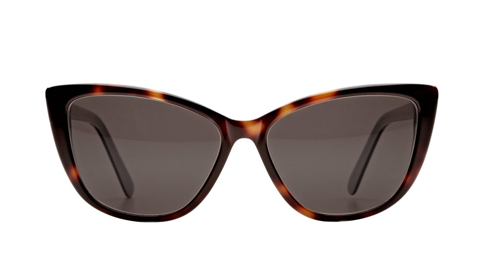 Affordable Fashion Glasses Cat Eye Daring Cateye Sunglasses Women Dolled Up Dreamy Tortoise