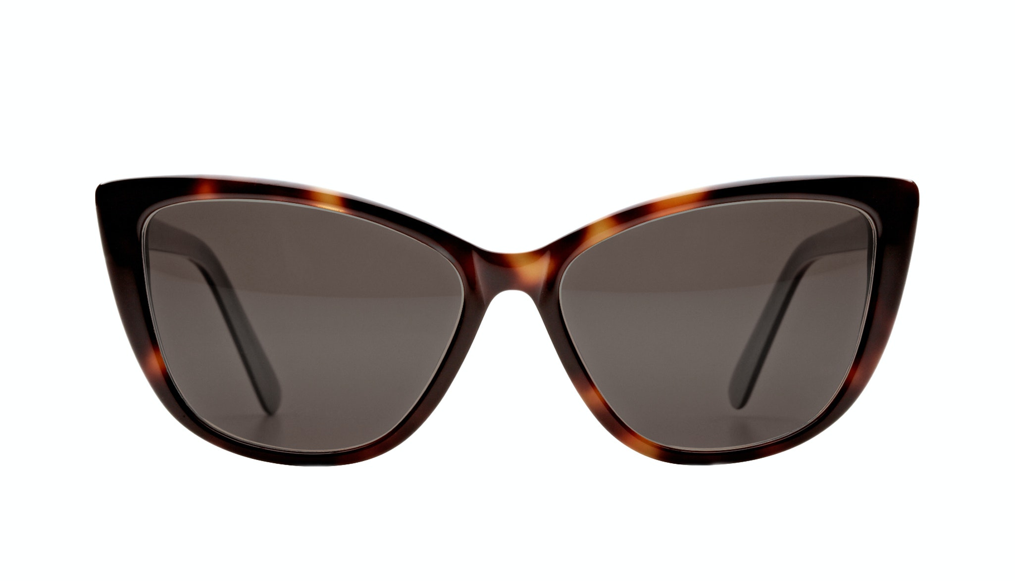 Affordable Fashion Glasses Cat Eye Sunglasses Women Dolled Up Dreamy Tortoise Front