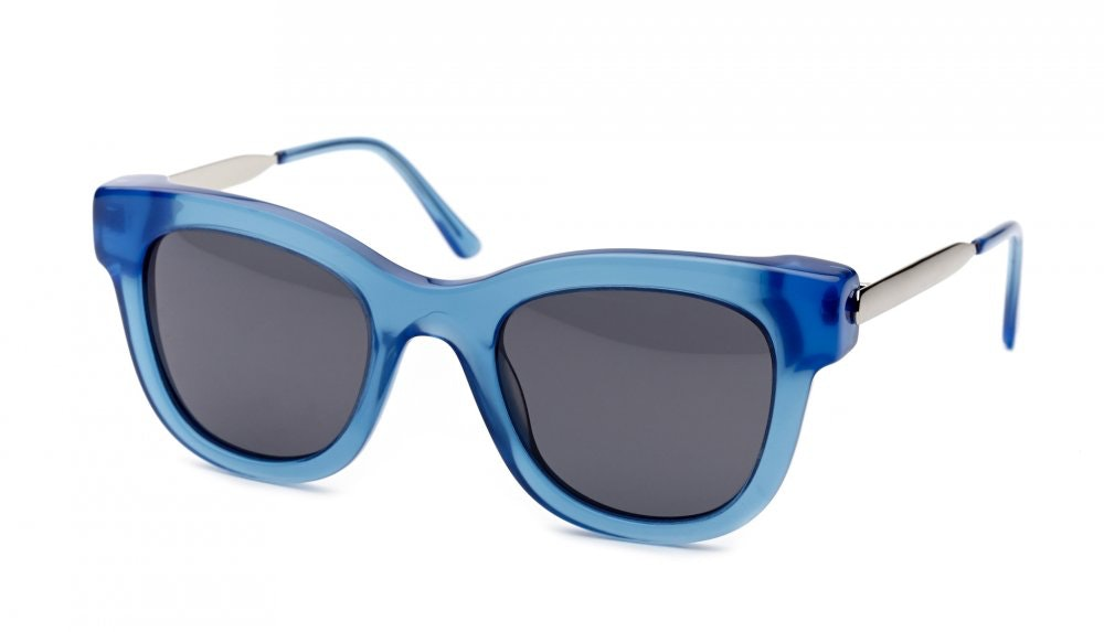 Affordable Fashion Glasses Square Sunglasses Women Bondi Ocean Tilt