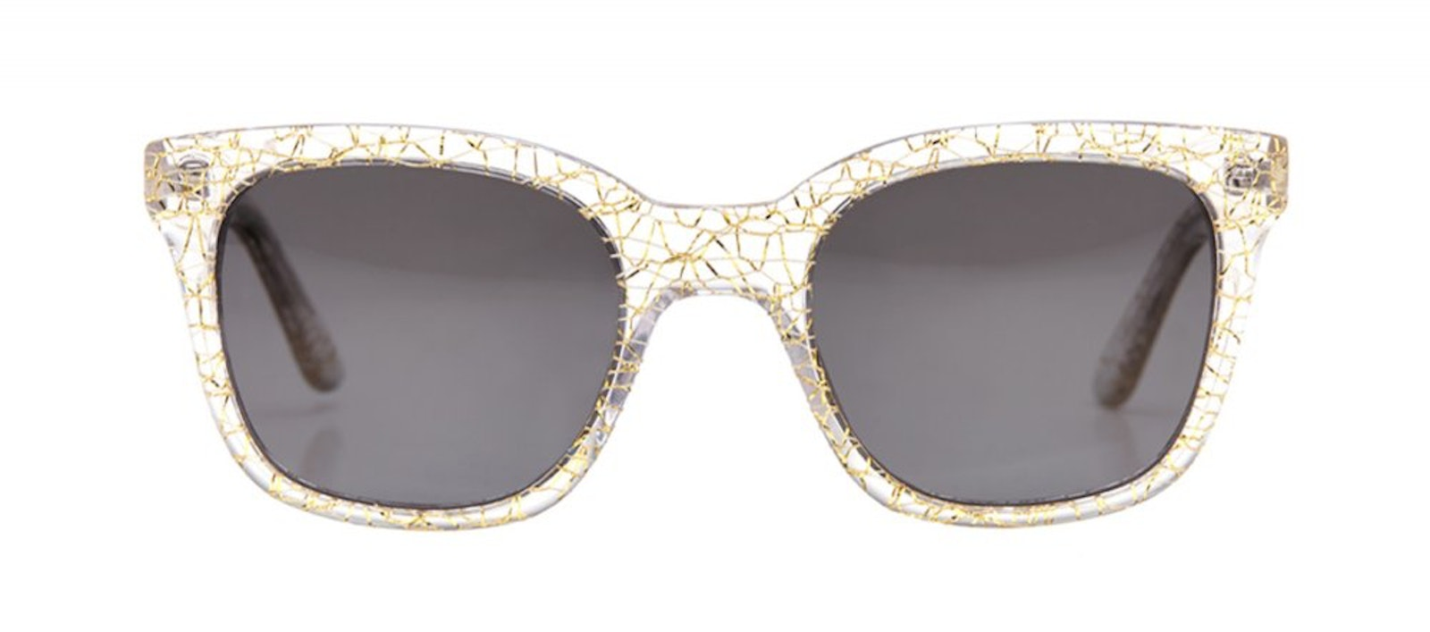 a3d6640098 Affordable Fashion Glasses Rectangle Square Sunglasses Women Jack   Norma  Champagne Front ...