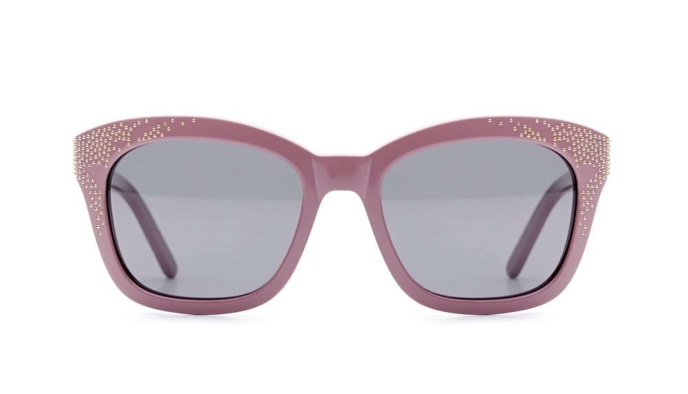 Affordable Fashion Glasses Square Sunglasses Women Ibiza Angelfish Pink Front