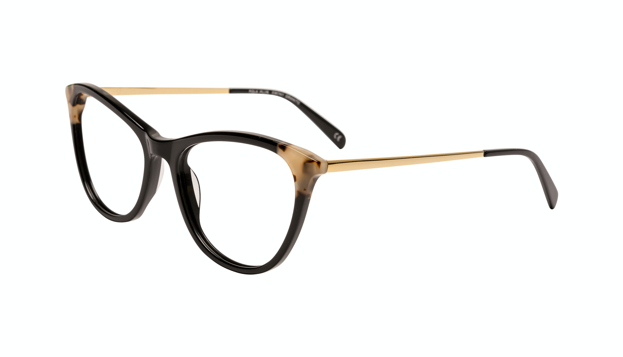 Affordable Fashion Glasses Rectangle Eyeglasses Women Folk Plus Ebony Granite Tilt