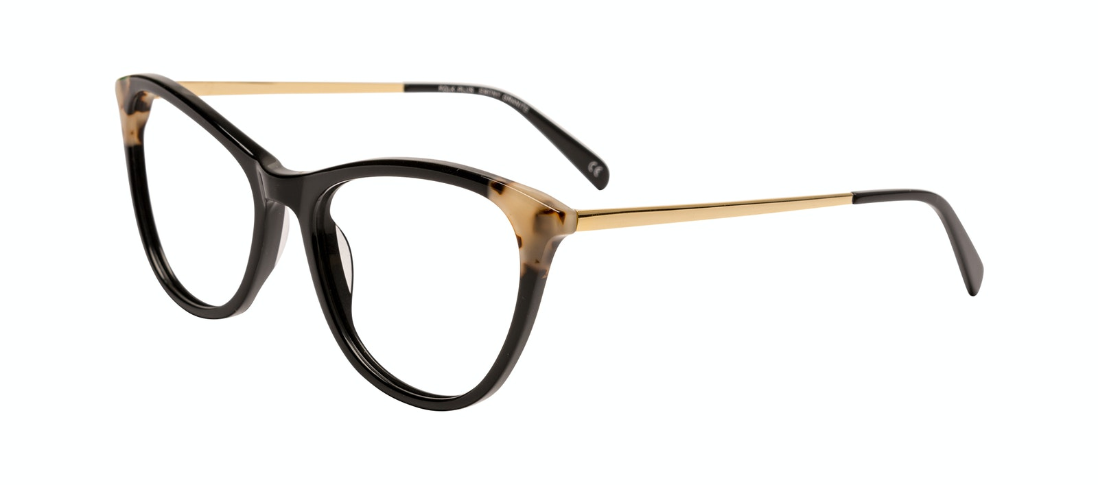 Affordable Fashion Glasses Rectangle Eyeglasses Women Folk Plus Ebony Granite Tilt