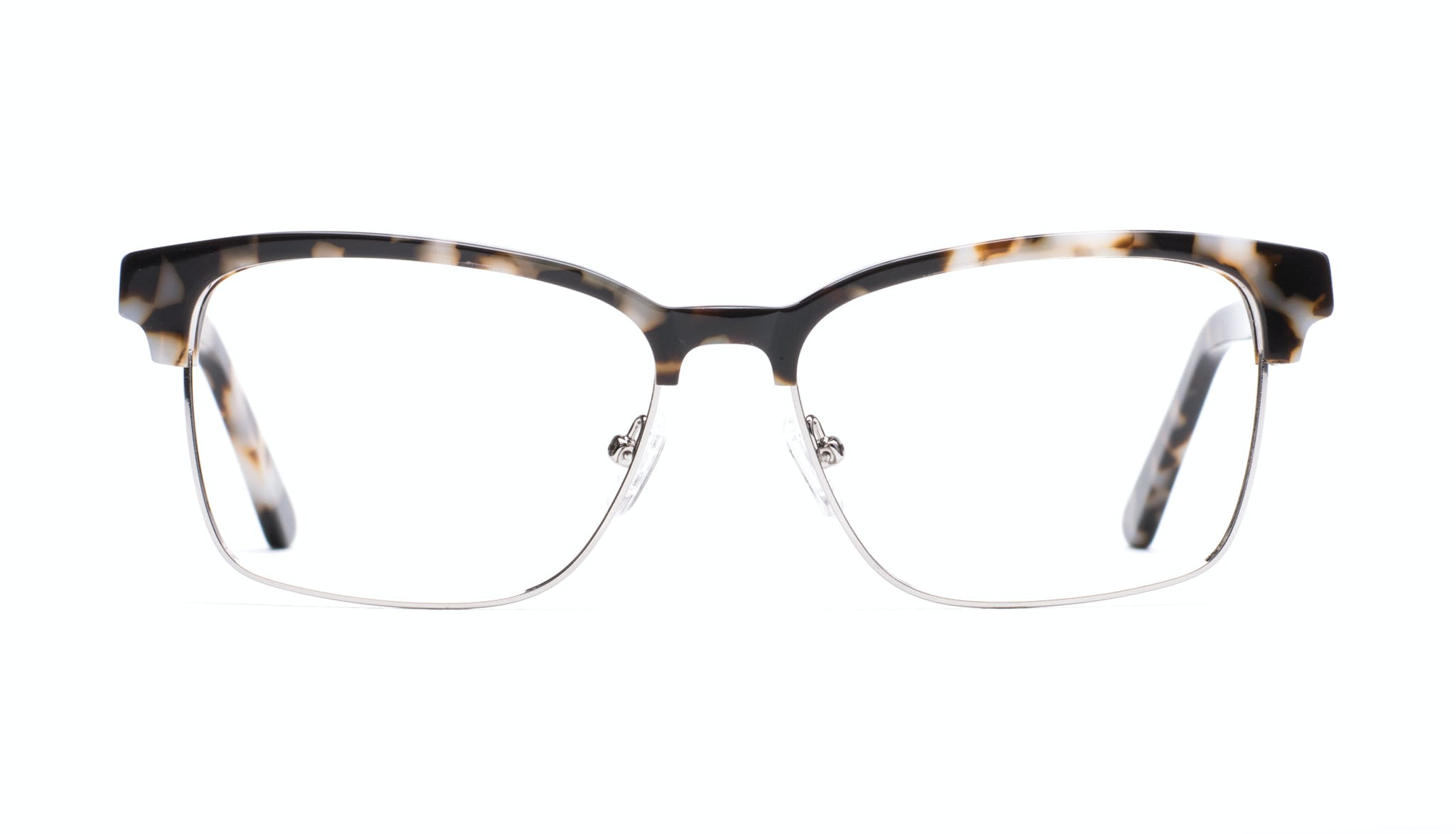 Affordable Fashion Glasses Rectangle Square Eyeglasses Men Gallery Stone Front