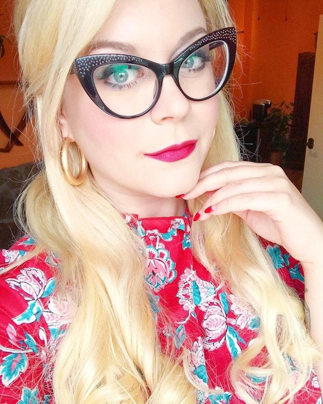 c1aa926a05c Women s Eyeglasses - Keiko in Moe May