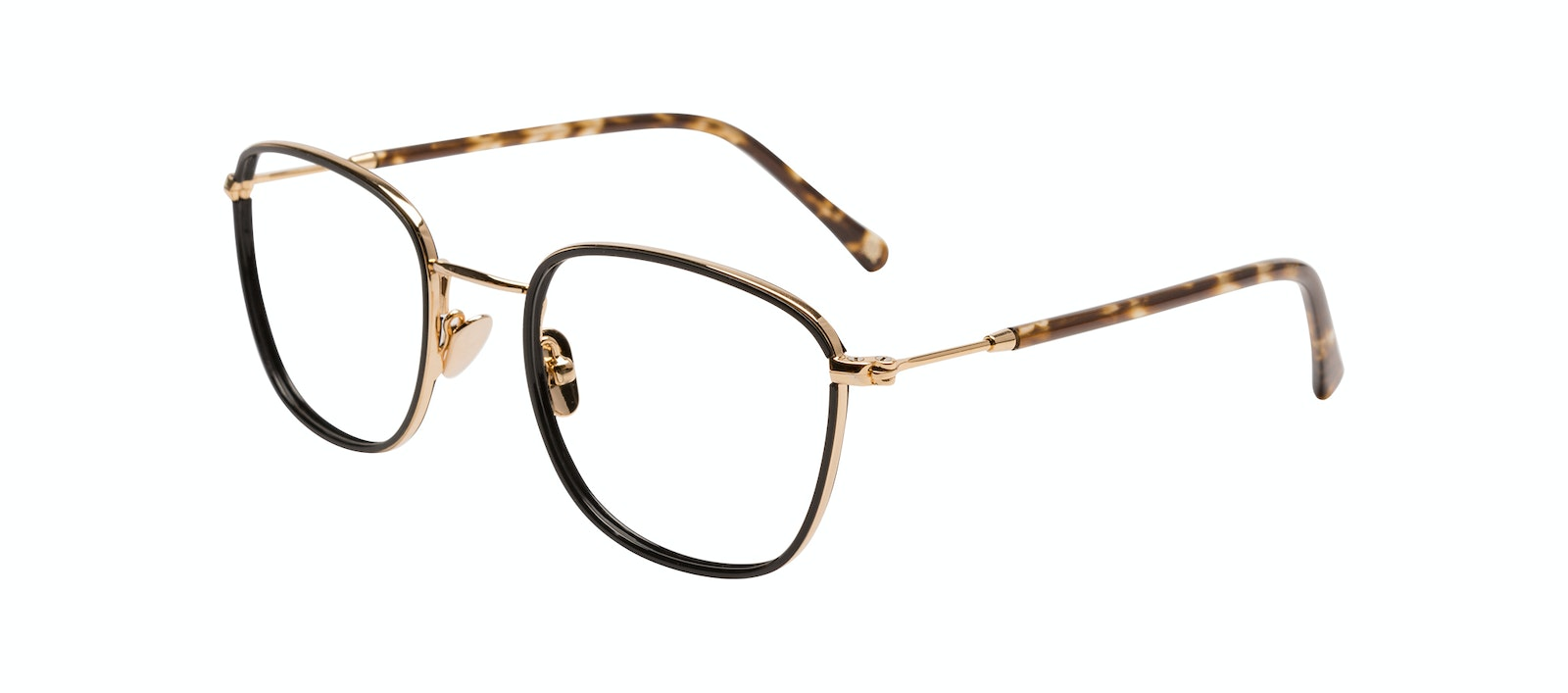 Affordable Fashion Glasses Rectangle Eyeglasses Women Lawrence Fusain Tilt
