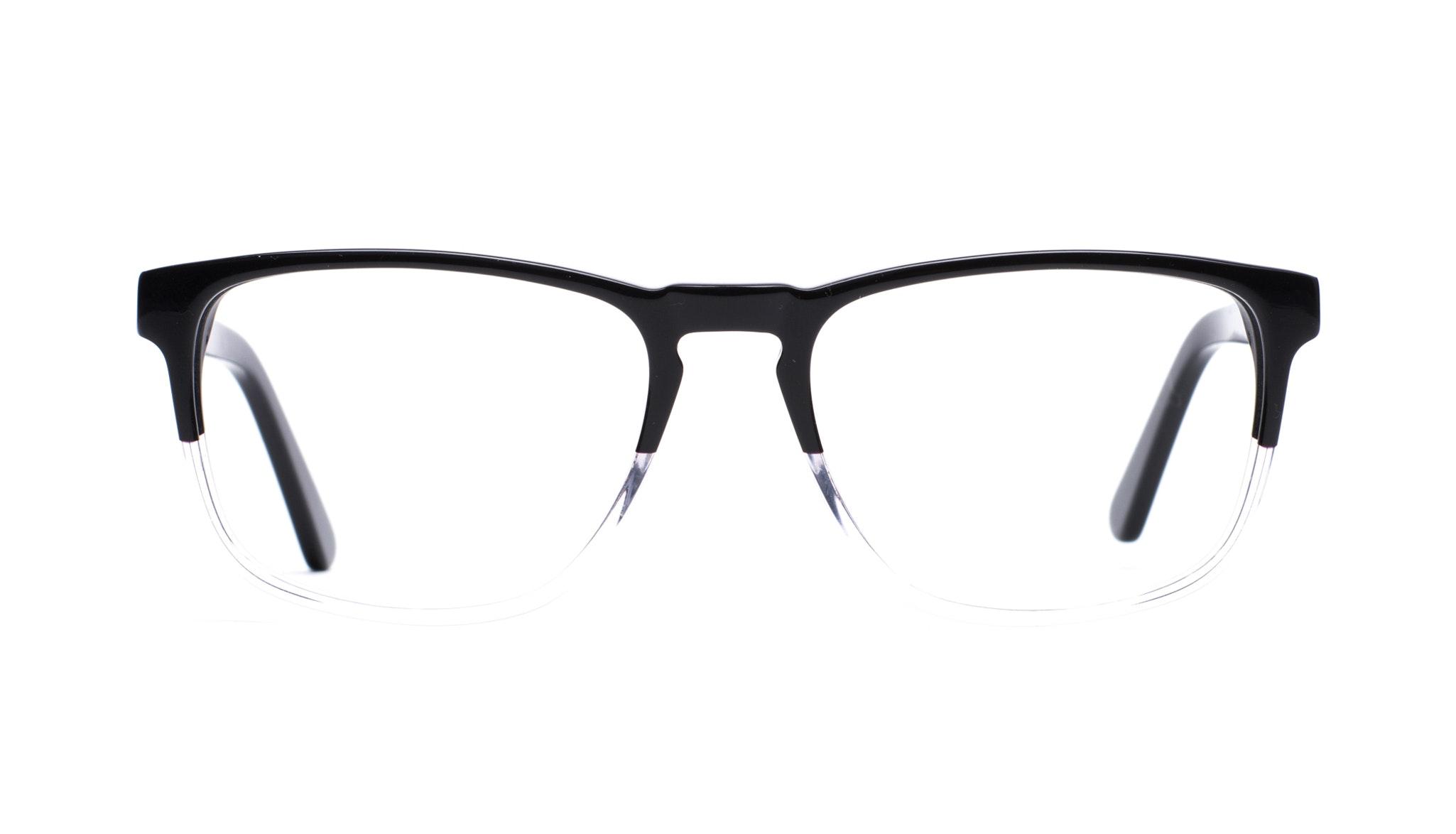 Affordable Fashion Glasses Rectangle Eyeglasses Men Loft Black Diamond