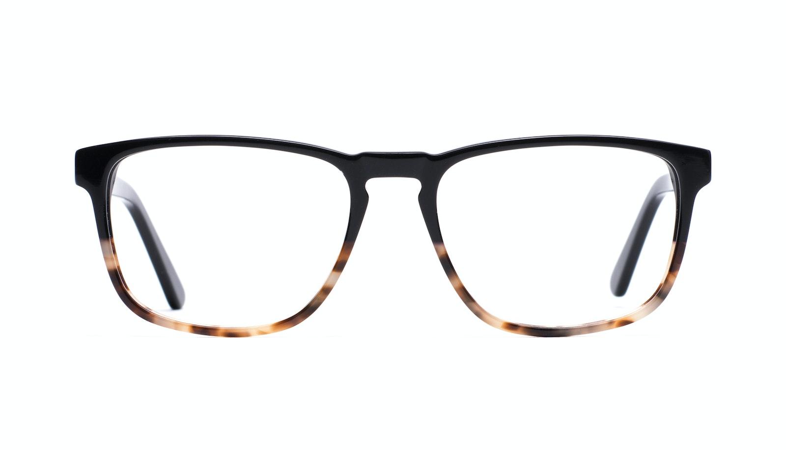 Affordable Fashion Glasses Rectangle Eyeglasses Men Loft Black Granite