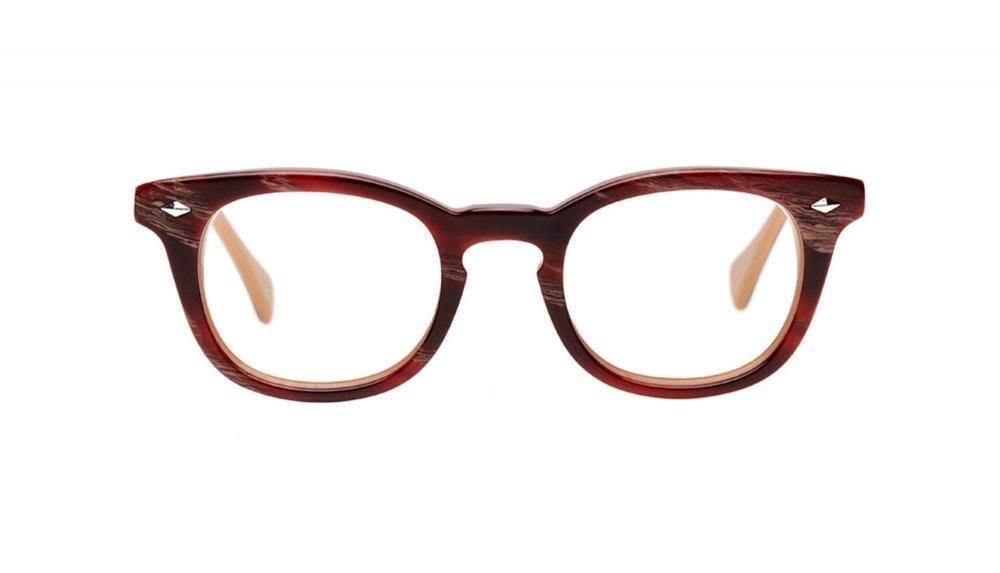 Affordable Fashion Glasses Round Eyeglasses Women Rialto Agate Front