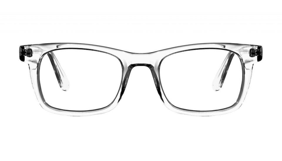 Affordable Fashion Glasses Square Eyeglasses Men Women Belgo Diamond Front