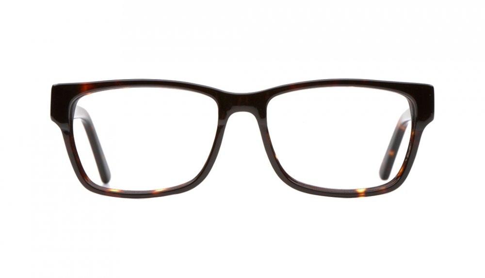Affordable Fashion Glasses Rectangle Eyeglasses Women Cobson Tortoise Front