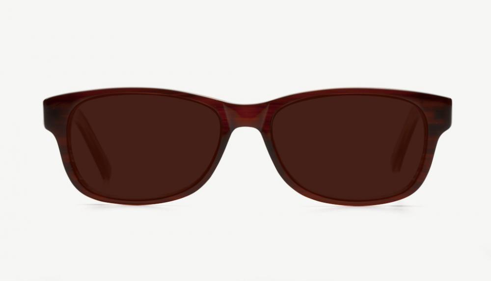 Affordable Fashion Glasses Rectangle Eyeglasses Women Charlie Brown Front