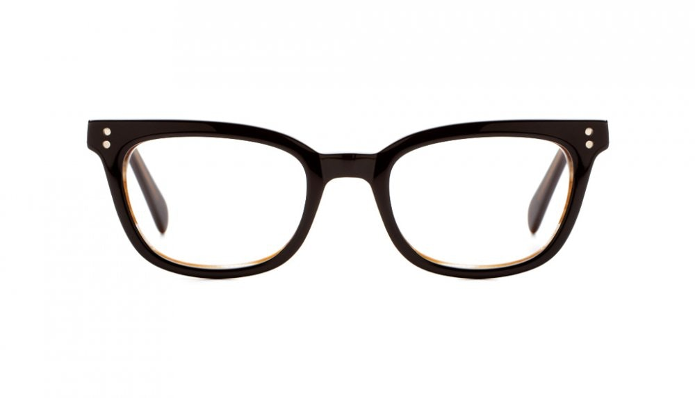 Affordable Fashion Glasses Rectangle Eyeglasses Women Fashionably Late Holiday Coco Front