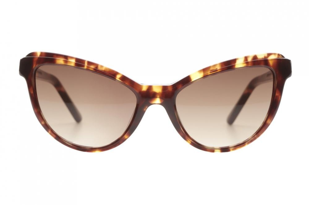 Affordable Fashion Glasses Cat Eye Sunglasses Women Mariposa Turtle Front
