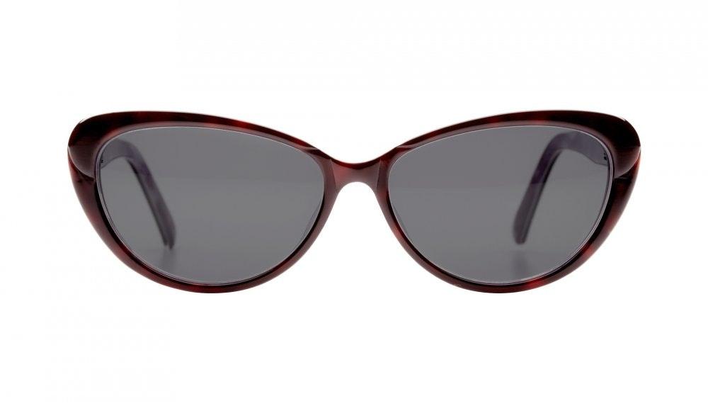Affordable Fashion Glasses Cat Eye Sunglasses Women Glamazon Daring Tortoise Front
