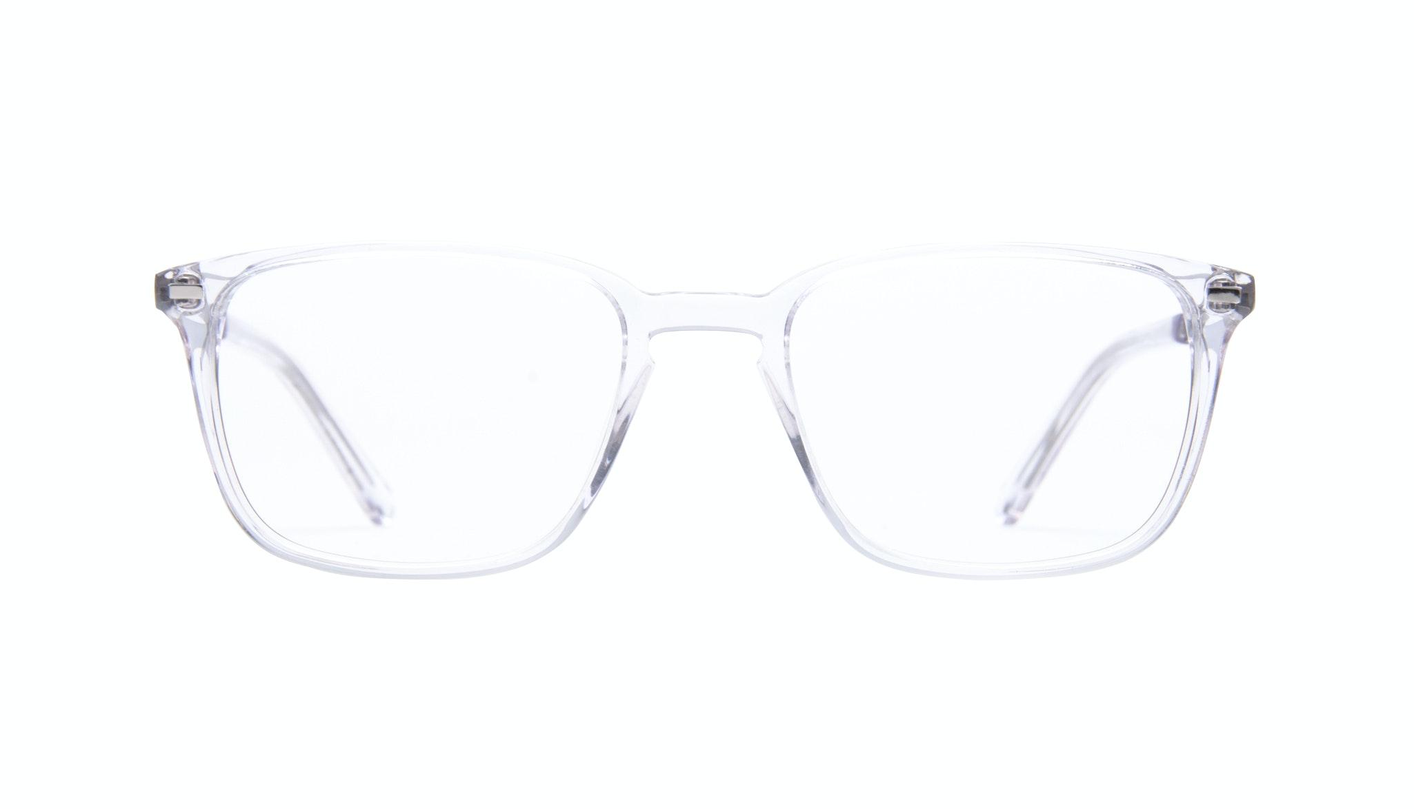 Lunettes tendance Rectangle Optiques Hommes Sharp Diamond